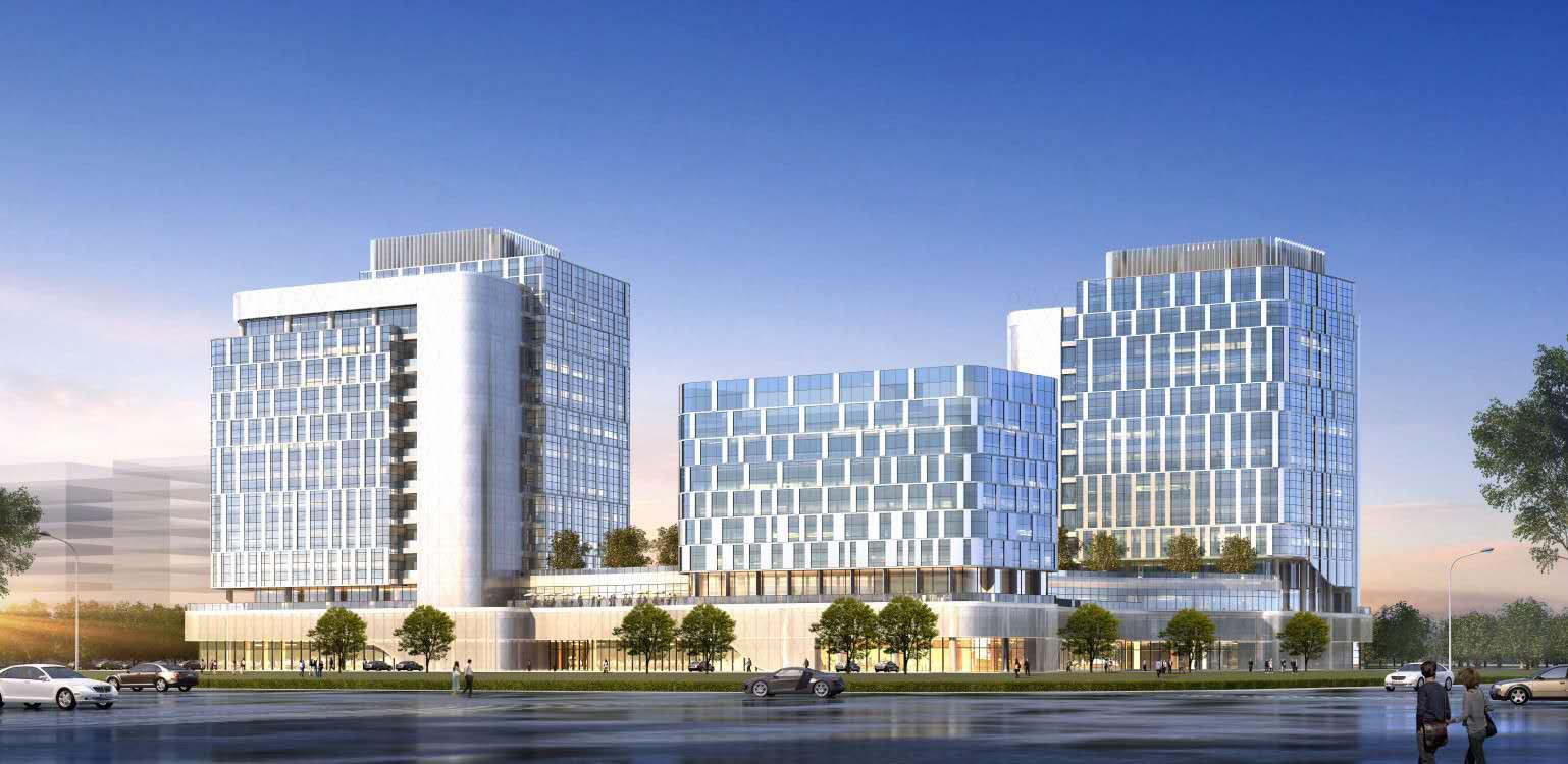 浦口高新区人工智能产业园项目 消防工程